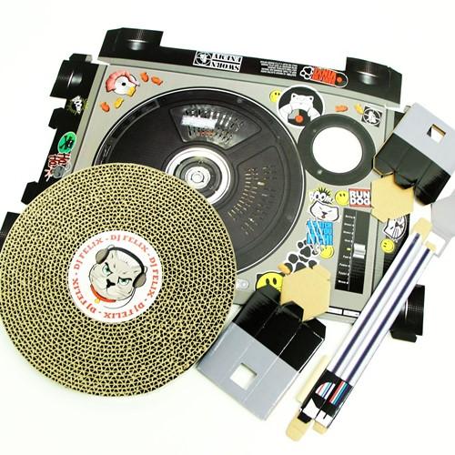 DJ爪とぎ!