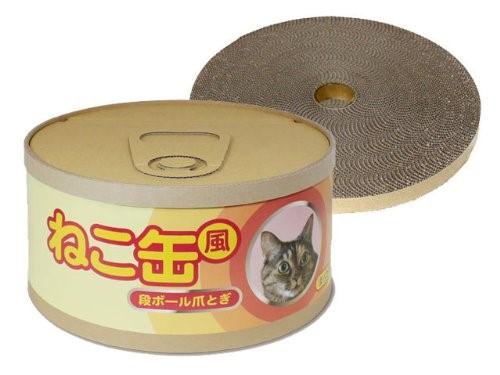 みんな大好き猫缶!