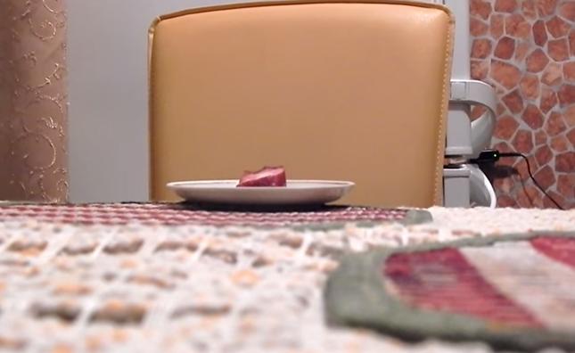 お肉・・・