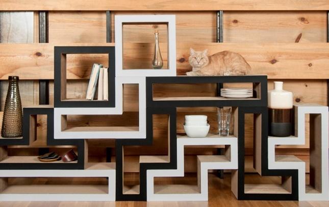 本棚、物置、用途は色々。